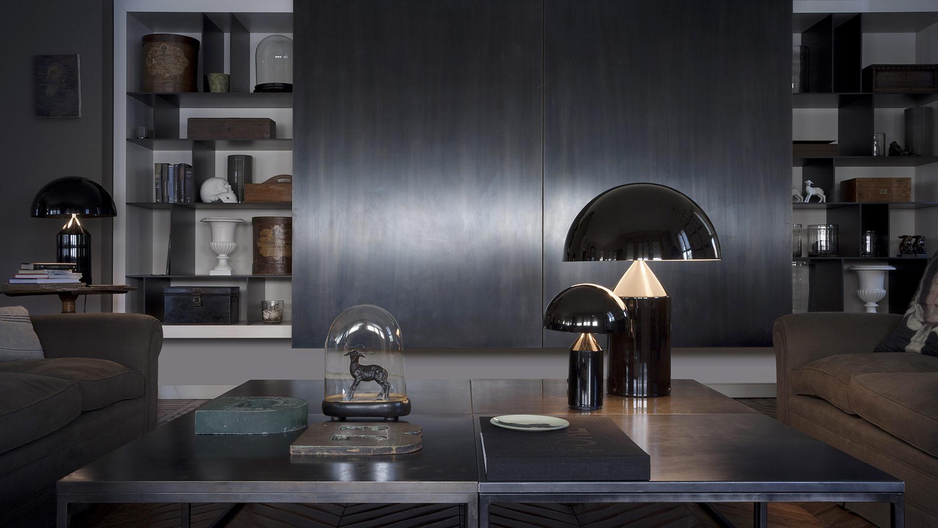 Faretti Incassati Dwg: Illuminazione soffitto con travi a vista ...