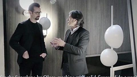 Euroluce 2015: i designer ci raccontano l'ispirazione e il concept dei loro progetti per Oluce