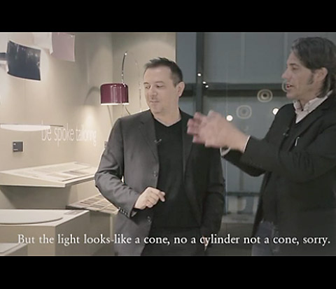 Euroluce 2015: the designers tell us about the ispiration and the concept of their projects for Oluce
