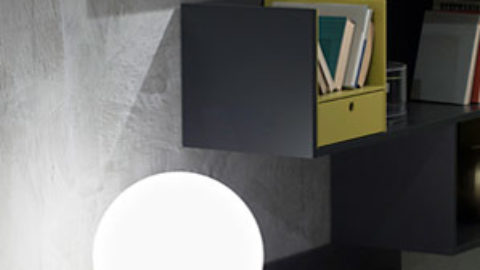 Molteni&C. si illumina di Oluce