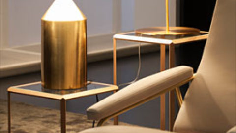 Fuorisalone 2014 – Oluce lights up Molteni