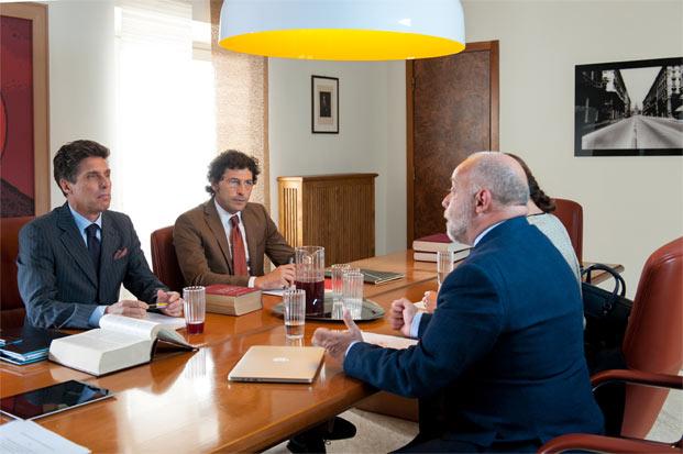 """Francesco Patierno's forthcoming film """"La gente che sta bene"""""""