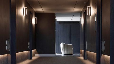 Oluce vola a Dubai per l'Hotel Show 2016