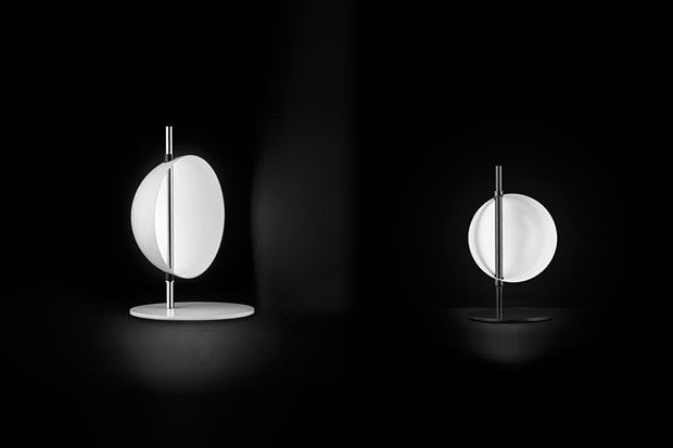 Superluna by Victor Vasilev in its new catalogue versions