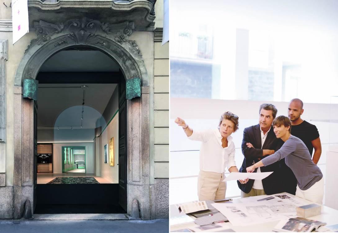 Atollo @ The Open House, il progetto firmato dallo studio Citterio-Viel per Elle Decor