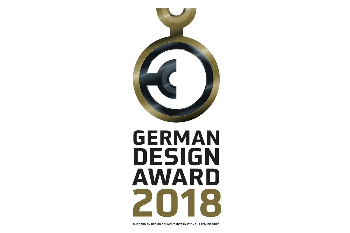 Superluna wins the 2018 German Design Award