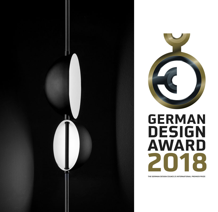 News - Superluna vincitrice del German Design Award 2018