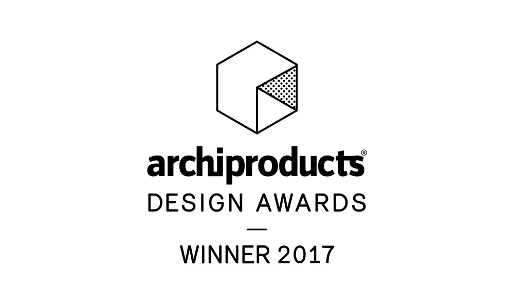 The Berlin is awarded top place in the 2017 Archiproducts Design Awards lighting category