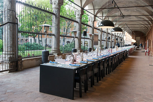 Fuorisalone 2014 – Anniversary dinner: 60 years of INTERNI