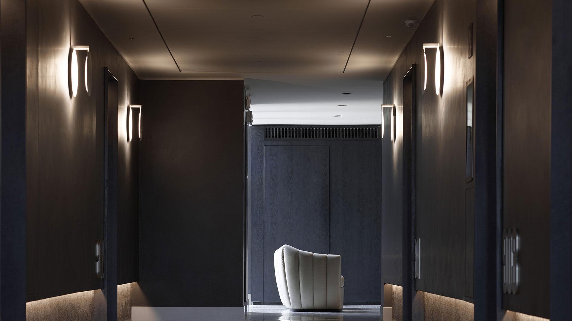 Lampade da parete soffitto oluce
