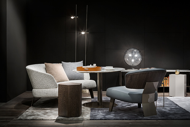 Oluce to light the spaces of Imm Cologne 2017