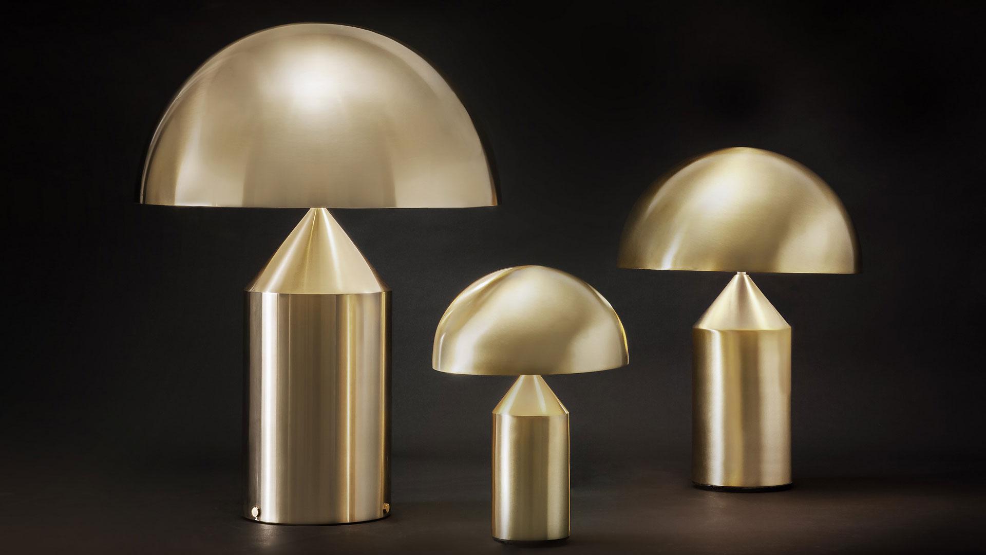Design Lampade Da Tavolo atollo 233, design vico magistretti - lampade da tavolo - oluce