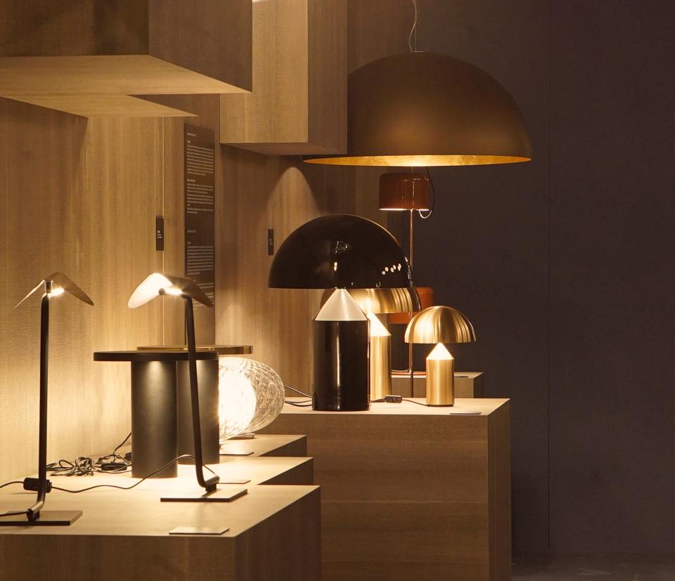ferruccio laviani lighting. + · Ferruccio Laviani Designs The Set-up Of Euroluce 2017 Booth Lighting R