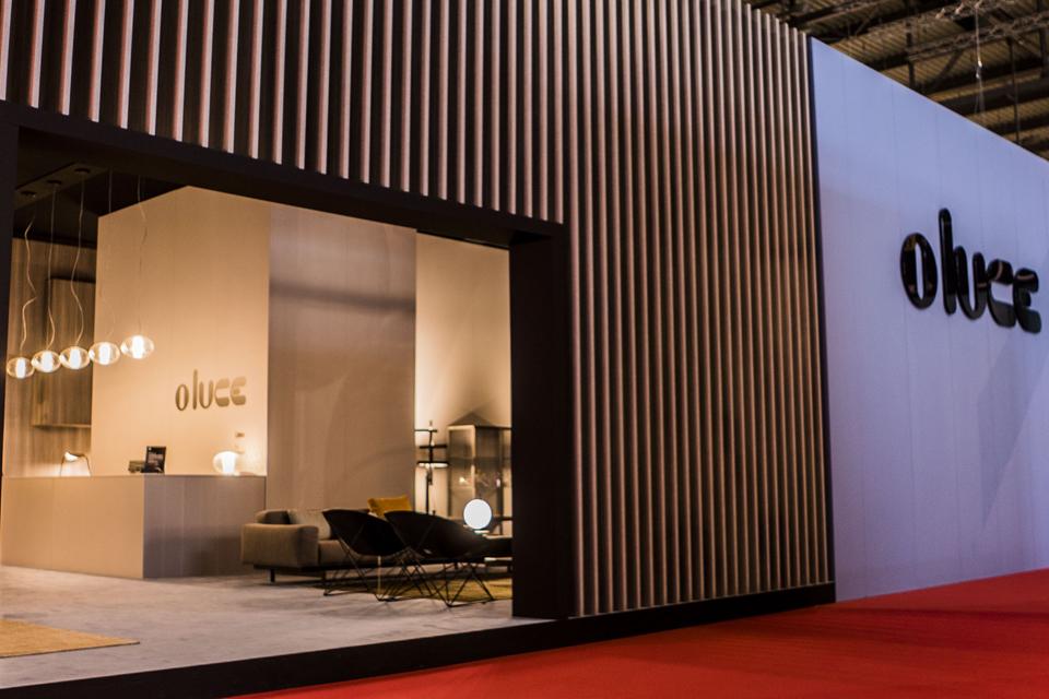 Ferruccio Laviani designs the set-up of Euroluce 2017 booth