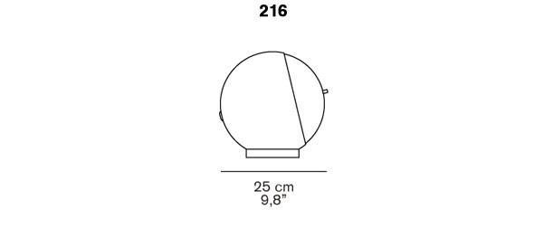 Eva 216 - Silhouette