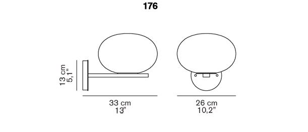 Alba 176 - silouhette