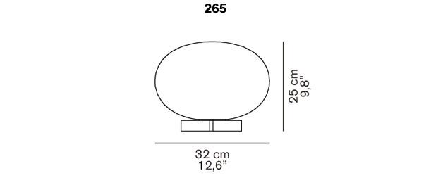 Alba 265 - Silhouette
