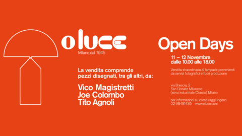 Oluce Open Days