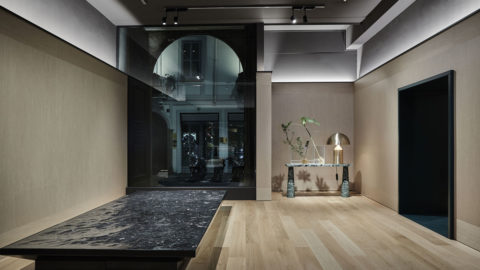 Atollo @ The Open House, designed by Citterio-Viel for Elle Decor