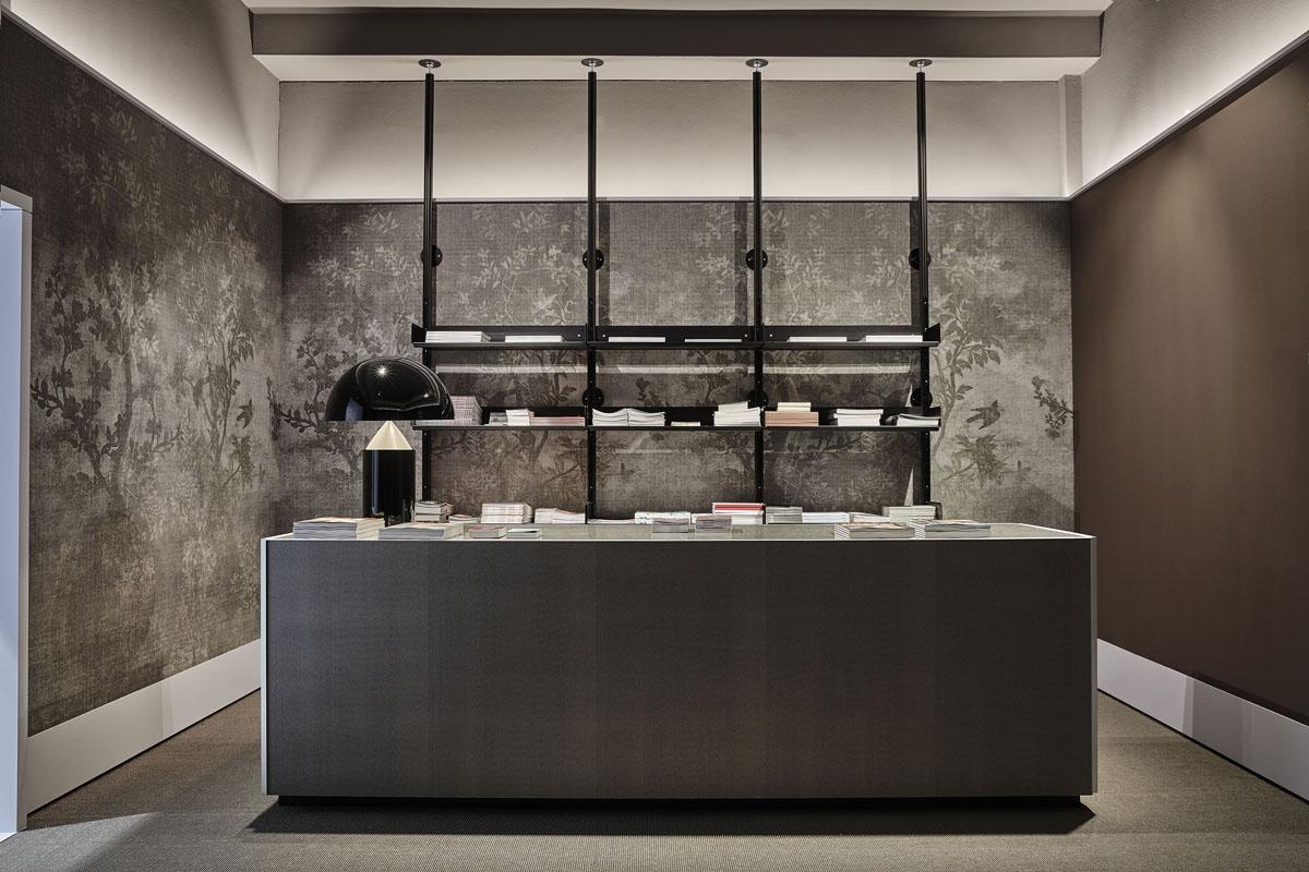 Atollo @ The Open House, designed by Citterio-Viel for Elle Decor