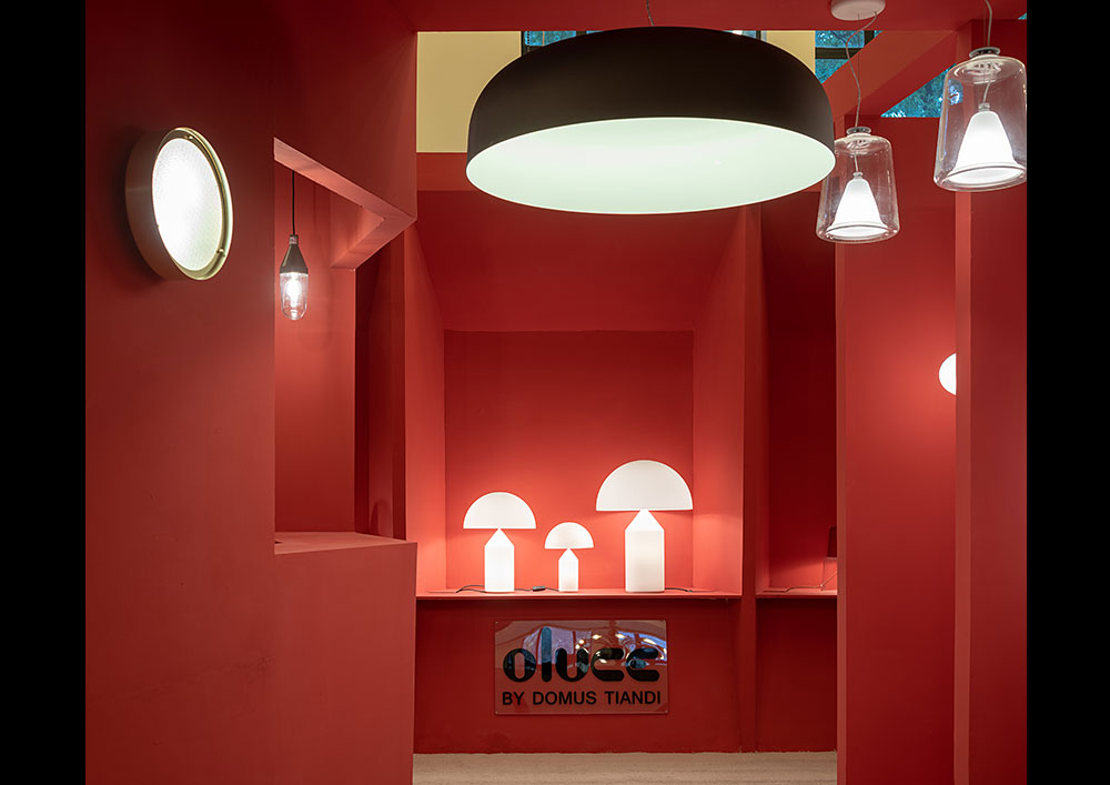 Oluce at Salone del Mobile Milano.Shanghai 2018