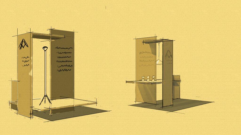 Mostra ''Luci del Compasso d'Oro'' - organizzata da ADI e Regione Lombardia