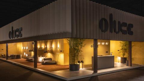 Oluce @ Salone del Mobile e Fuorisalone 2019