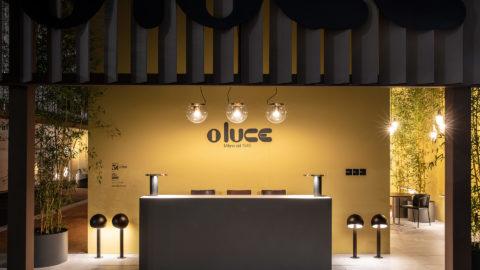 Oluce at Euroluce 2019
