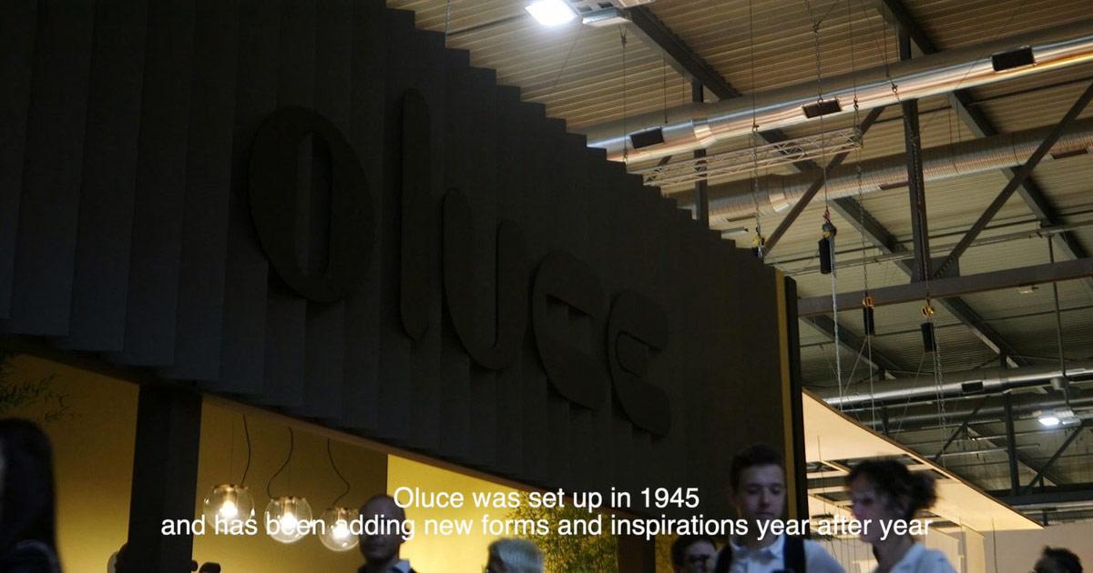 Euroluce 2019 Bespoke Lighting In Out Oluce