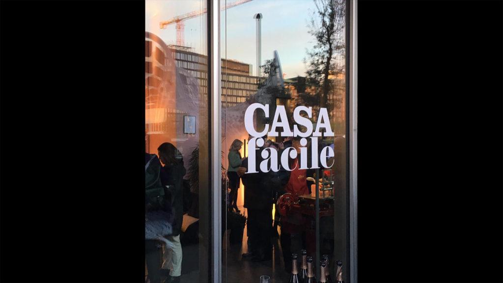 Courtesy Casa Facile - Palazzo Coima Fuori Salone