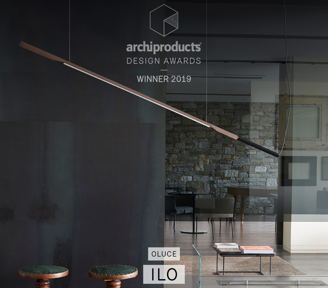 Ilo di David Lopez Quincoces si aggiudica il premio Archiproducts Design Awards 2019