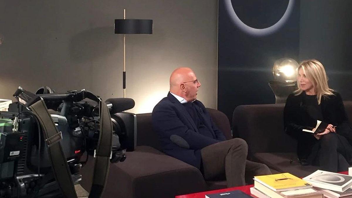 Su RAI ITALIA in onda un'intervista ad Antonio Verderi
