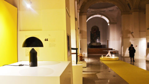 "Oluce will be one of the protagonists of the travelling exhibition ""100 Years of Vico Magistretti"""