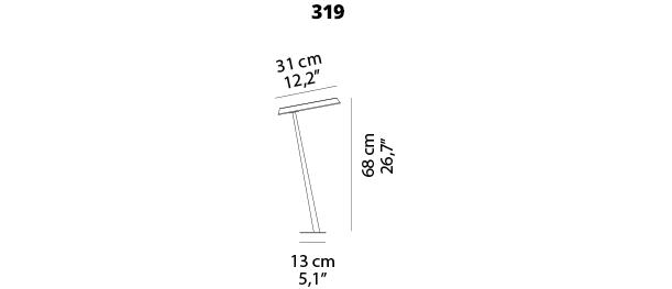Amanita 319 Silhouette