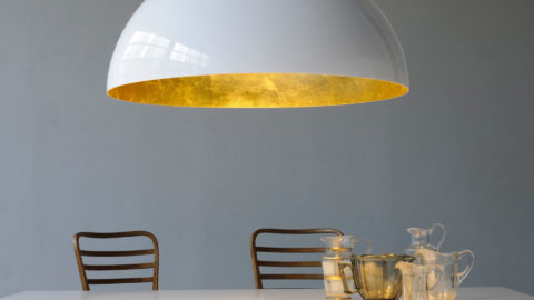 Special suspension lamps
