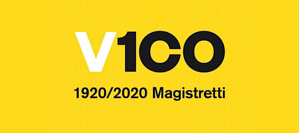 V1CO 1920/2020 Magistretti - Esposizione itinerante
