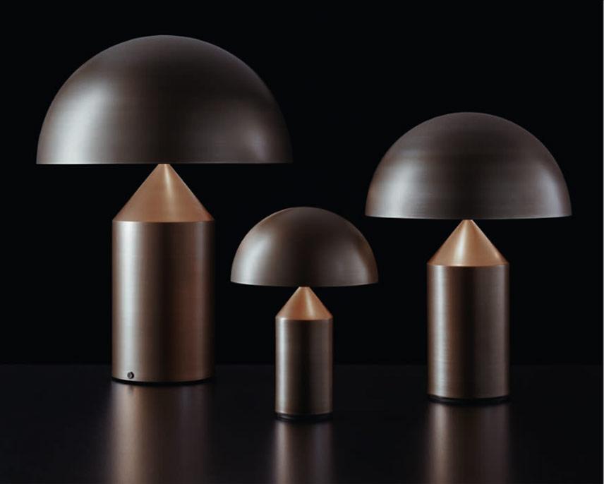 Atollo, design Vico Magistretti