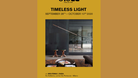 INVITATION – TIMELESS LIGHT @ Milano Design City