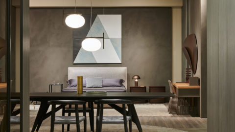 Timeless Light – Oluce on display during Milano Design City 2020