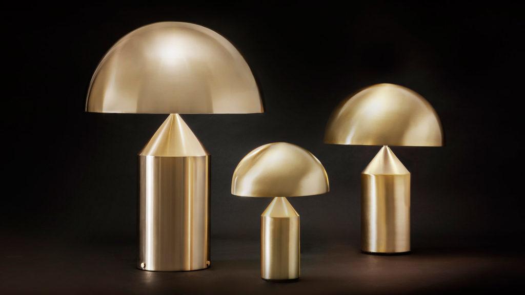 Atollo - design Vico Magistretti