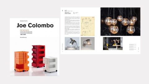 The story of Oluce and Joe Colombo told in the new catalogue-book by Ignazia Favata