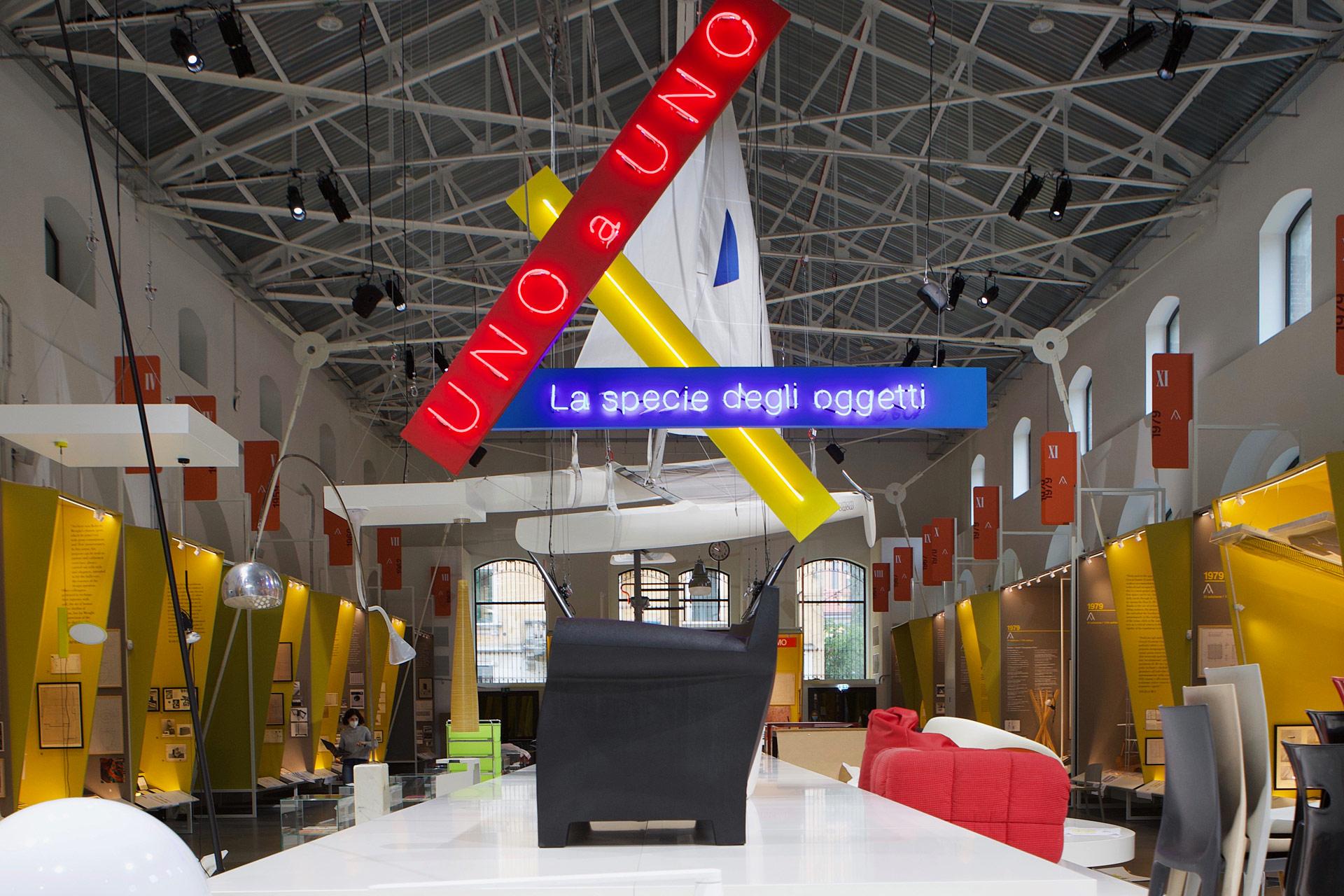 Spider e Atollo, i Compasso d'Oro di Oluce nel nuovo Adi Design Museum