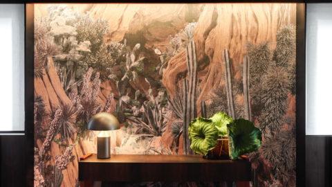 Oluce in the Fuori Salone 2021 design districts
