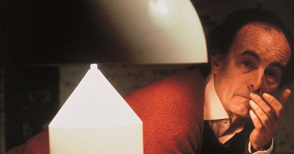 Vico Magistretti and Atollo table lamp